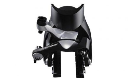 Bremseklo Shimano Dura Ace TT 9010 til forhjul