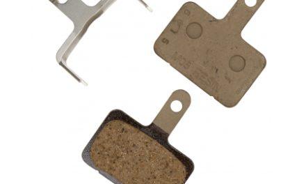 Bremseklods Shimano Deore i sæt  til Disk bremser – Resin M05