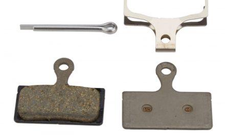Bremseklods Shimano SLX Resin G01S Disk i sæt