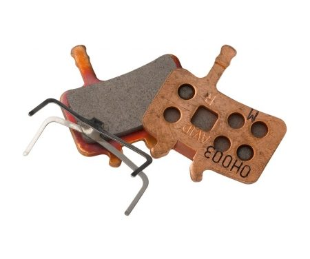 Bremseklodser Avid Juicy & BB7 sintrede metal