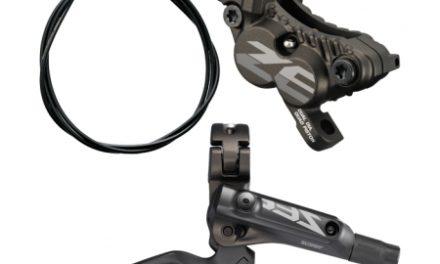 Bremsesæt Shimano ZEE Sort Hydraulisk komplet til bag