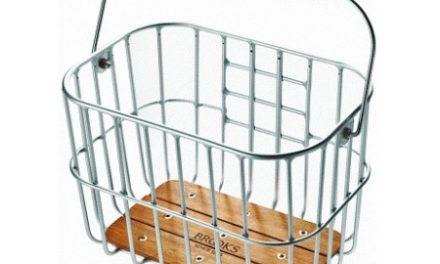 Brooks cykelkurv model Hoxton med Click Fix beslag