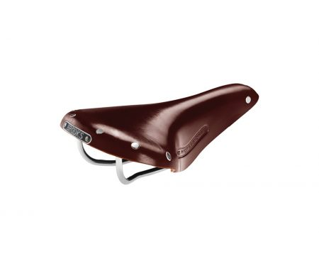 Brooks cykelsadel – Team Professional Classic – Antik brunt læder – Herre