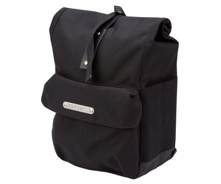 Brooks – Norfolk – Front Pannier – Sort 10-13 liter