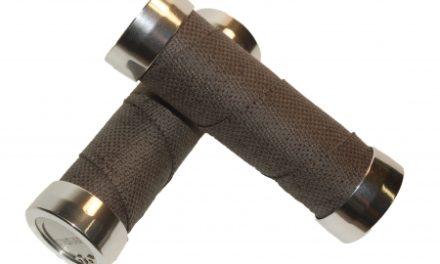 Brooks Slender Cambium håndtag – Slate/grå – 2 x 100 mm