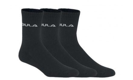 Bula Classic – Sokker 3-Pack – Sort
