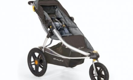 Burley – Solstice Baby jogger