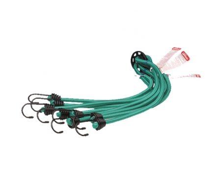 Buzzrack – Bagagestrip – Blæksputte 8 arme – Assorteret farve i blå, grøn og rød