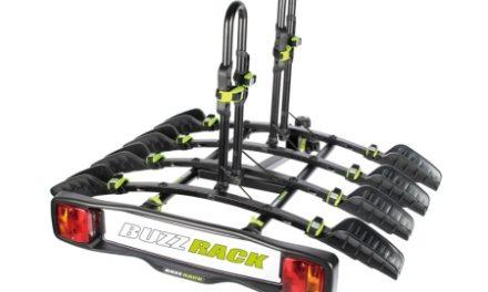 Buzzrack – BuzzBee – Cykelholder – 4 cykler