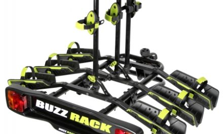 Buzzrack Buzzwing 3 – Cykelholder til 3 cykler