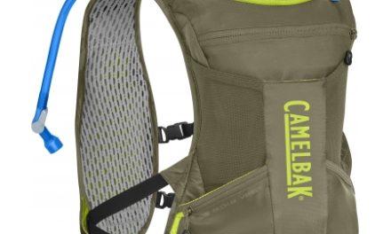 Camelbak Chase – Rygsæk/Bike Vest 4L med 1,5 L vandreservior – Oliven/Lime