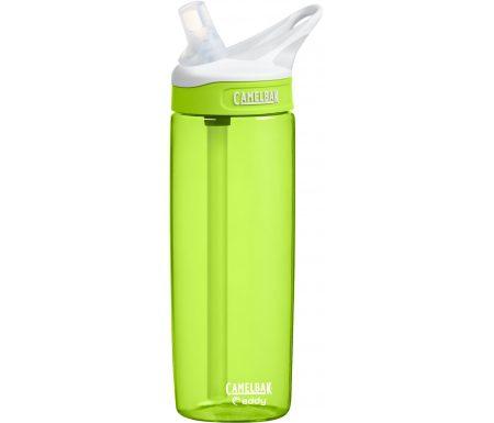 CamelBak Eddy 0,6L – Drikkeflaske – Lime/Transparent