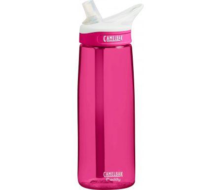 CamelBak Eddy 0,75L – Drikkeflaske – Pink/Transparent