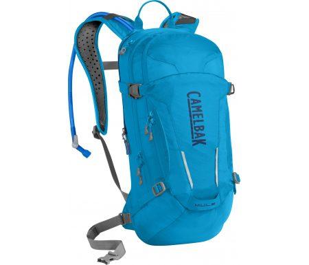 Camelbak – M.U.L.E. – Rygsæk 12L med 3 L vandreservior – Blå