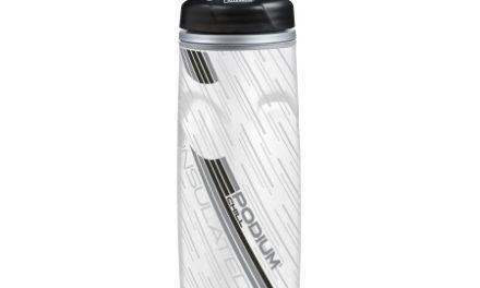 Camelbak Podium Chill – Isoleret Drikkeflaske 0,62 liter – 100% BPA fri – Carbon