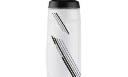 Camelbak Podium – Drikkeflaske 0,71 liter – 100% BPA fri – Clear Carbon