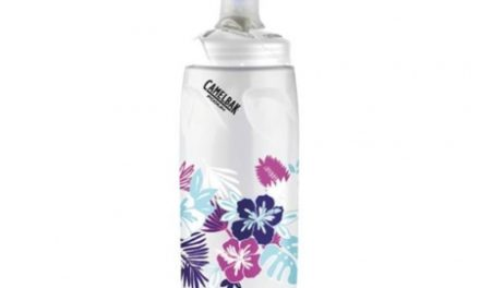 Camelbak Podium Junior – Drikkeflaske 0,62 liter – 100% BPA fri – Flowers