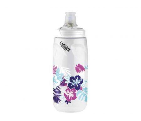 Camelbak Podium Junior – Drikkeflaske 0,62 liter – 100% BPA fri – Flowers