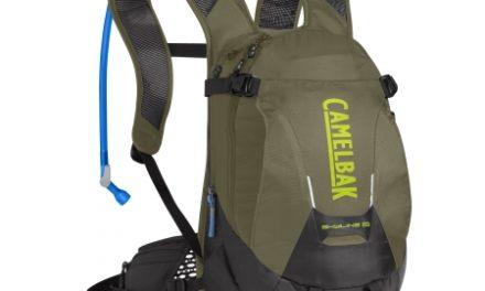 Camelbak Skyline LR – Rygsæk 10L med 3 L vandreservior – Oliven/Lime