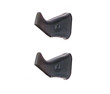 Campagnolo – Ergopower gummi Hoods – Til modeller før 1997 – Sort – Sæt af 2 stk