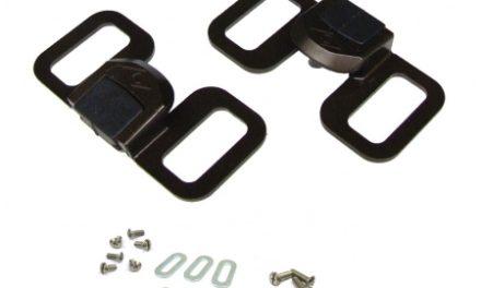 Campagnolo – Hooks til Pro-Fit Plus pedaler – Sæt af 2 stk