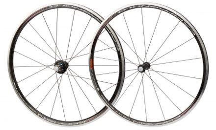 Campagnolo Khamsin Asymmetric G3 – Hjulsæt sort – Campagnolo Body