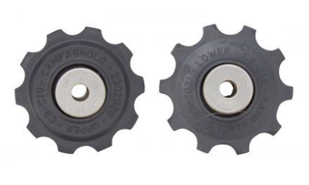 Campagnolo Record – Pulleyhjul 10 tands til 10 gears bagskifter – 8,4 mm – Sæt af 2 stk