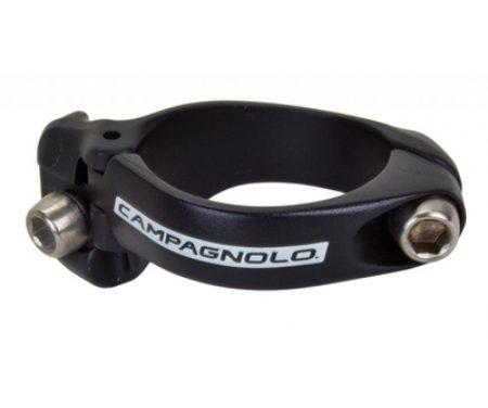 Campagnolo – Spændebånd til forskifter – Diameter 35 mm – Sort