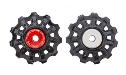 Campagnolo Super Record – Pulleyhjul 11 tands til 11 gears bagskifter – 8,4 mm – Sæt af 2