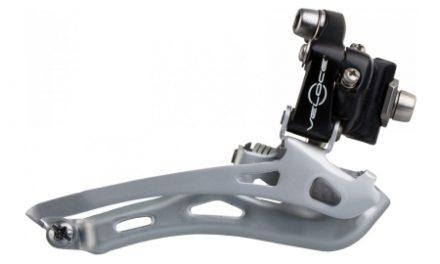 Campagnolo Veloce – Forskifter 9 og 10 gears braze-on – Sort