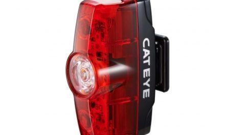 Cateye Rapid mini – Baglygte – 15 lumen – TL-LD635-R USB