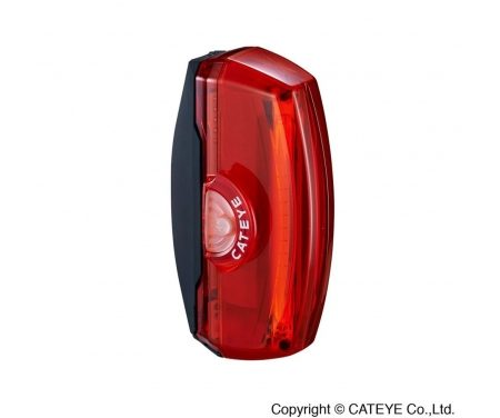 Cateye Rapid X3 – Baglygte – 100 lumen – TL-LD720-R USB