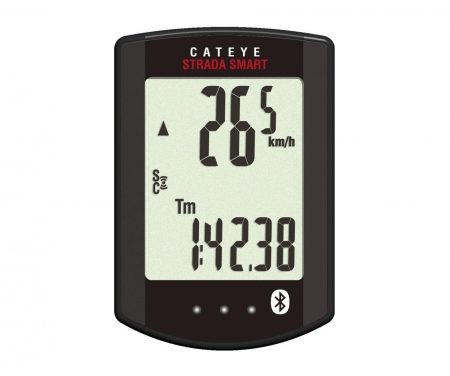 Cateye – Strada Smart – Cykelcomputer CC-RD500B – 12 funktioner – Bluetooth