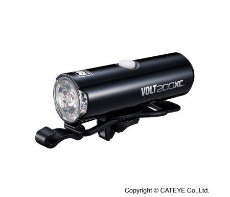 Cateye Volt200XC – Forlygte – HL-EL060RC – USB – 200 lumen