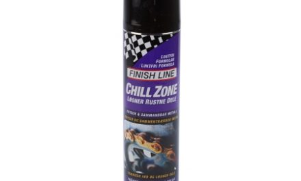 Chill Zone Finish Line 360ml sprayflaske