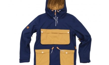 Colour Wear CLWR – Anorak – Navy – Str. XL