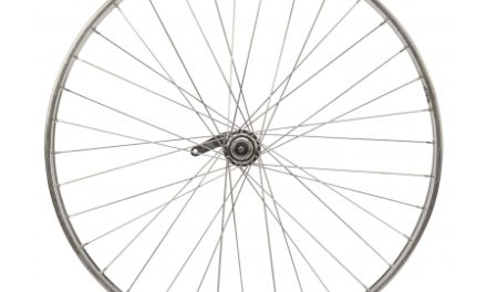 Connect baghjul – 28 x 1 1/2 – Rustfri stålfælg – 1 gear