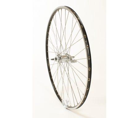 Connect baghjul – 700c / 13×622 – 1 gear – Fodbremse – Ryde Chrina fælg – Sort/sølv