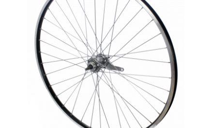 Connect baghjul – 700c / 19×622- 1 gear – Fodbremse – Ryde ZAC19 – Sort/sølv