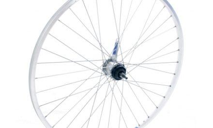 Connect baghjul – 700c – Shimano nexus 3 gear – Ryde Zac19 fælg – Sølv