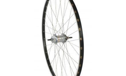 Connect baghjul – 700c – Shimano nexus 3 gear – Ryde Zac19 fælg – Sort/sølv