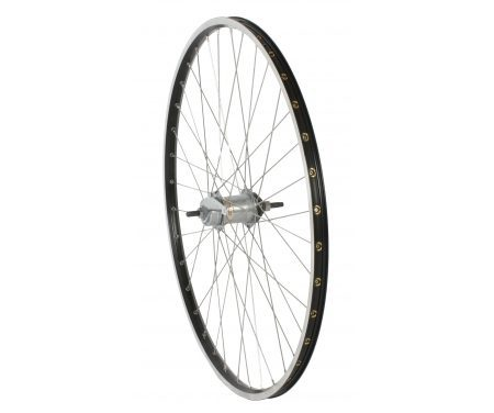 Connect baghjul – 700c – Shimano nexus 3 gear – Ryde Zac19 fælg – Sort/sølv