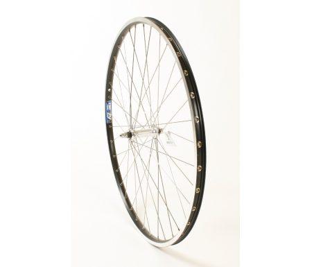Connect citybike forhjul – 700c – Ryde ZAC19 – Sort/sølv