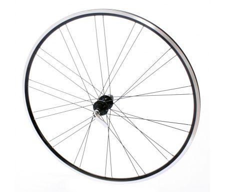 Connect racer baghjul – 700c – 8/10 speed – Ryde flyer fælg – Sort/sølv