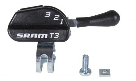 Connect T3 tommelfingerskifter – 3 gear – Sram/Torpedo