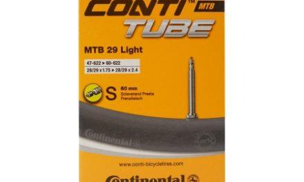 """Continental MTB 29 Light – Cykelslange – Str. 29""""x1.75-2.40"""" – 60 mm racerventil"""