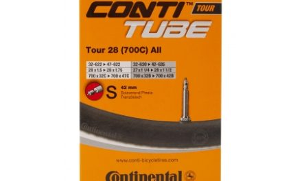 "Continental Tour 28 All – Cykelslange – Str 700×32-47c – 28"" x 1,75-2.0 – Racerventil 42mm"