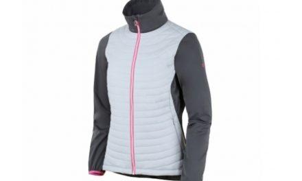 Cross Utility Primaloft – Softshell jakke til dame – Grå – Str. XL