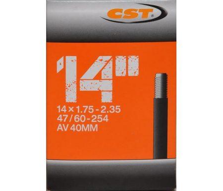 CST Slange – 14 x 1,75-2,35 – 40mm autoventil