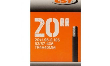CST Slange 20 x 1,95-2,125 med 40mm lang auto ventil